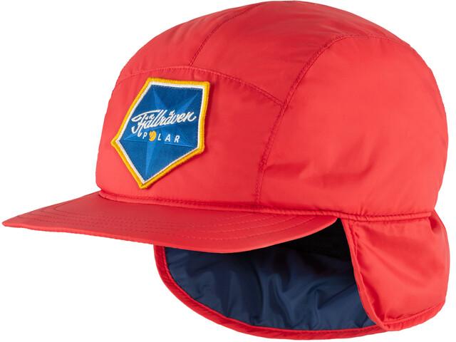 Fjällräven Polar Gevoerde Cap, true red